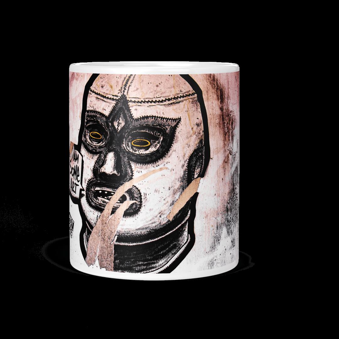 Am Some Art Urban Art Coffee Mug 11oz