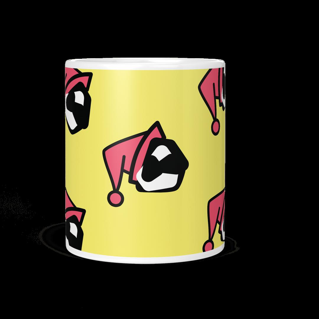 Buddy Santa Coffee Mug 11oz - Lemon