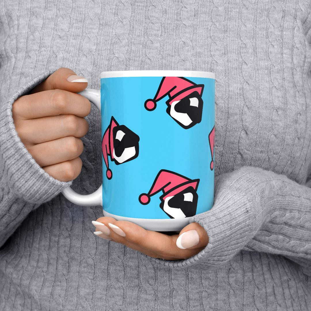 Buddy Santa Coffee Mug 15oz - Bermuda