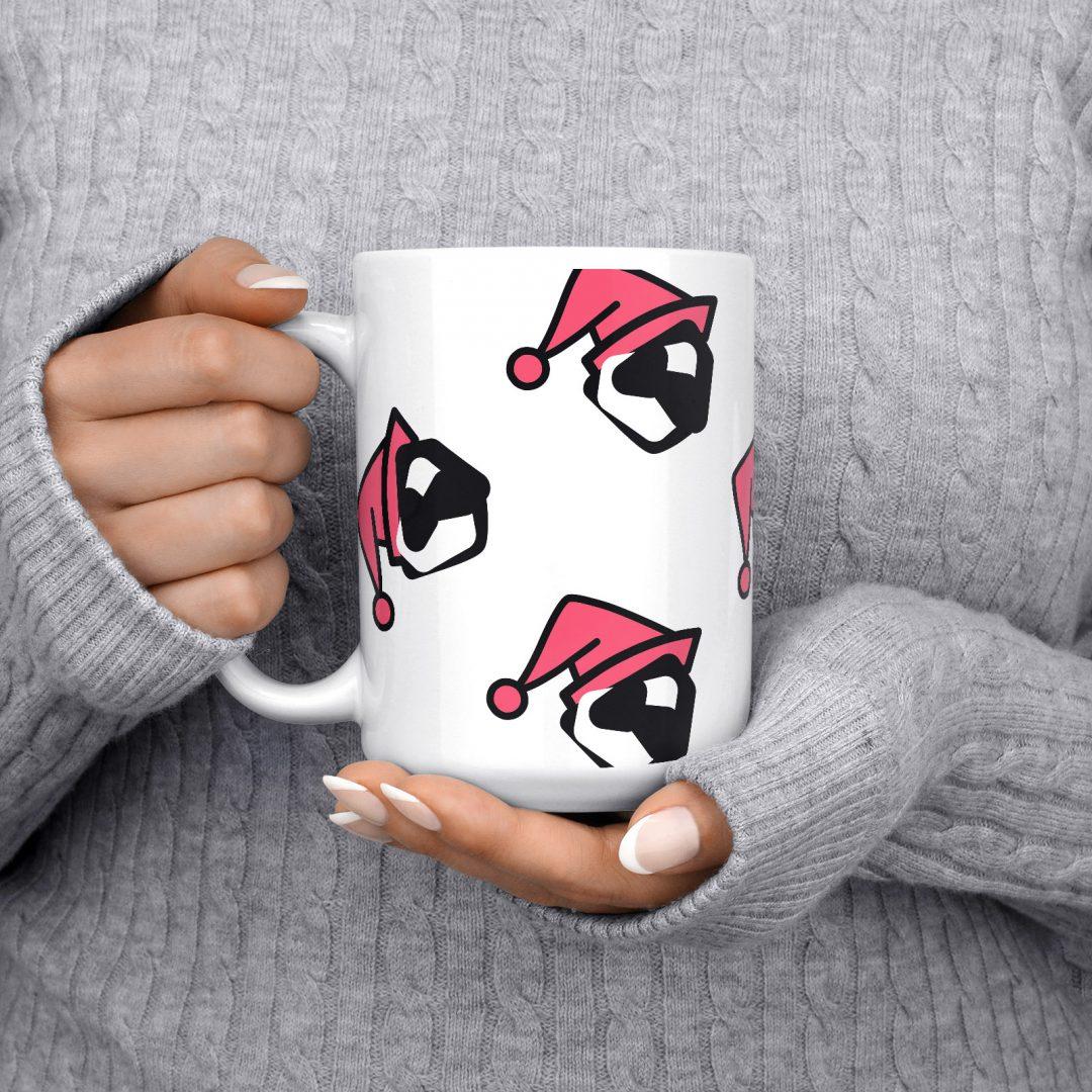 Buddy Santa Coffee Mug 15oz - White