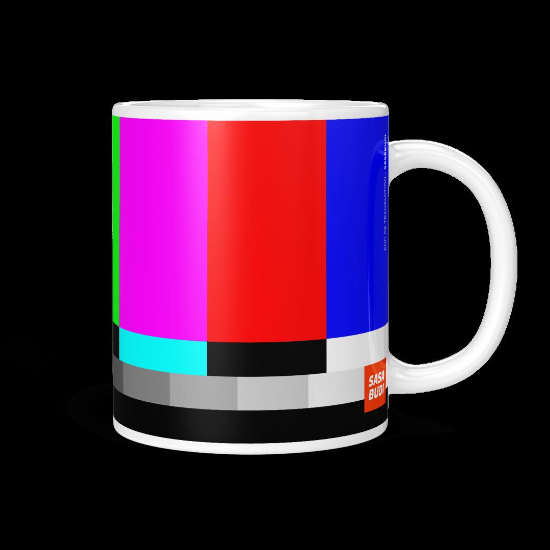 End of Transmission Coffee Mug 11oz