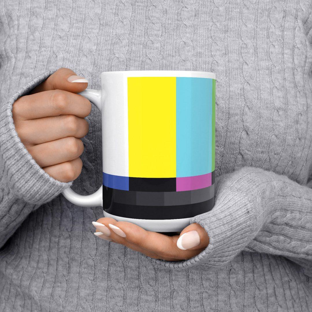 End of Transmission Coffee Mug 15oz