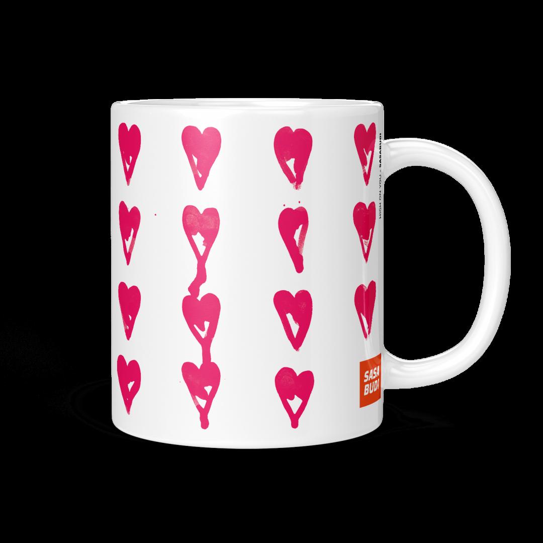 High On You Coffee Mug 11oz - Candy