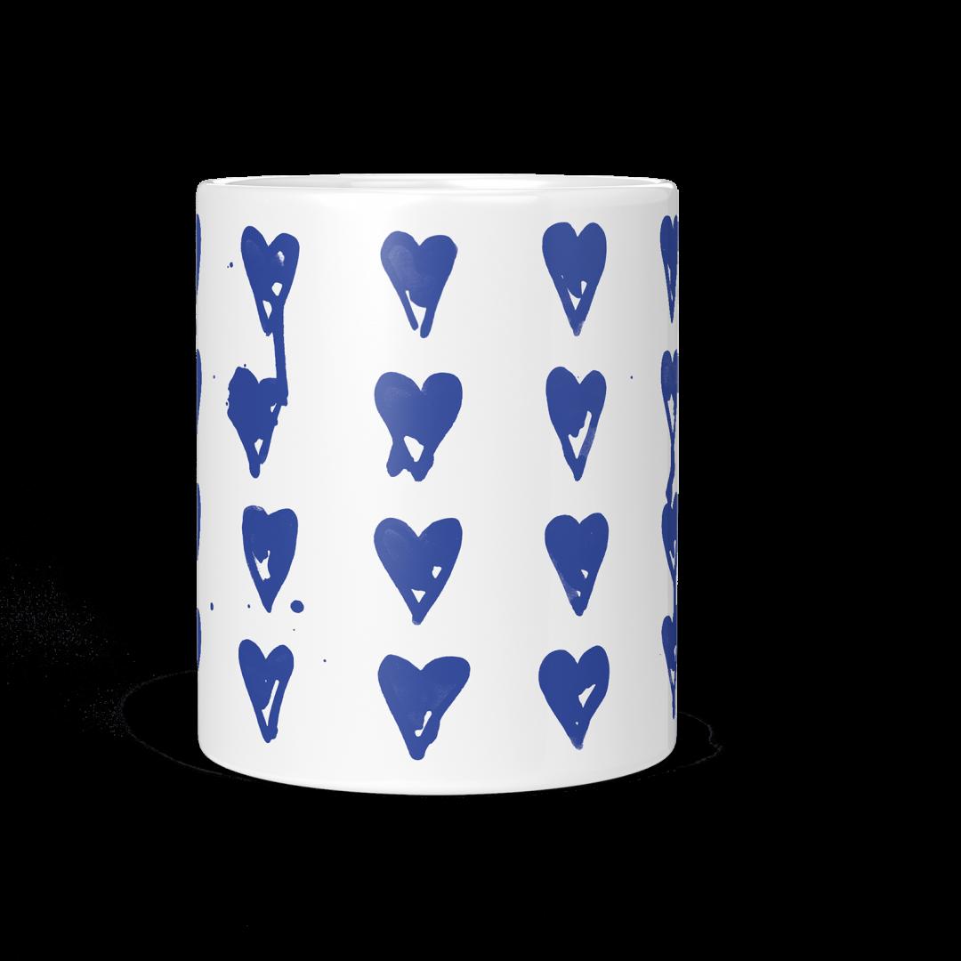 High On You Coffee Mug 11oz - Navy