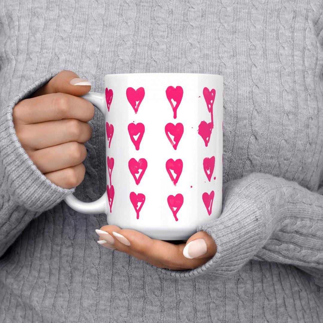 High On You Coffee Mug 15oz - Candy