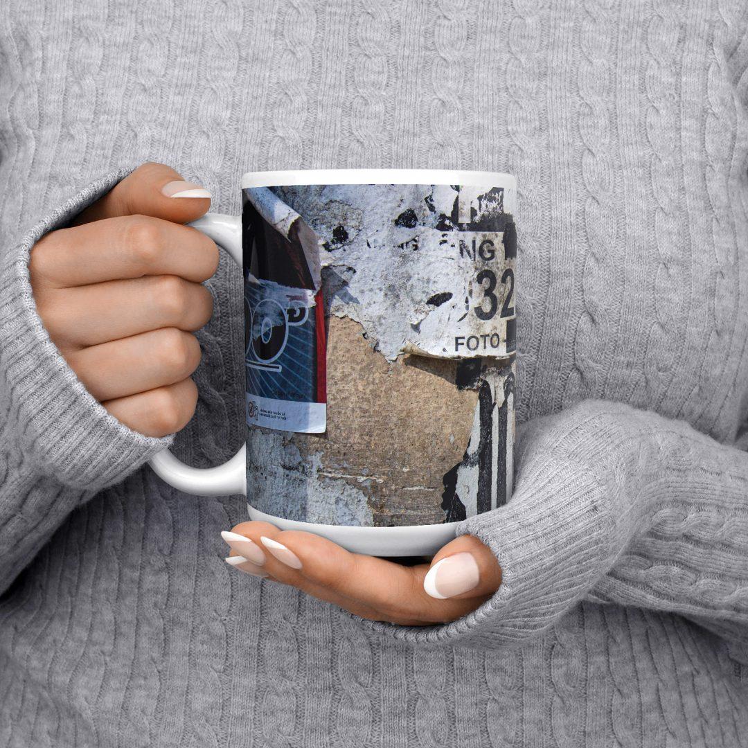 Lê Lai Urban Art Coffee Mug 15oz
