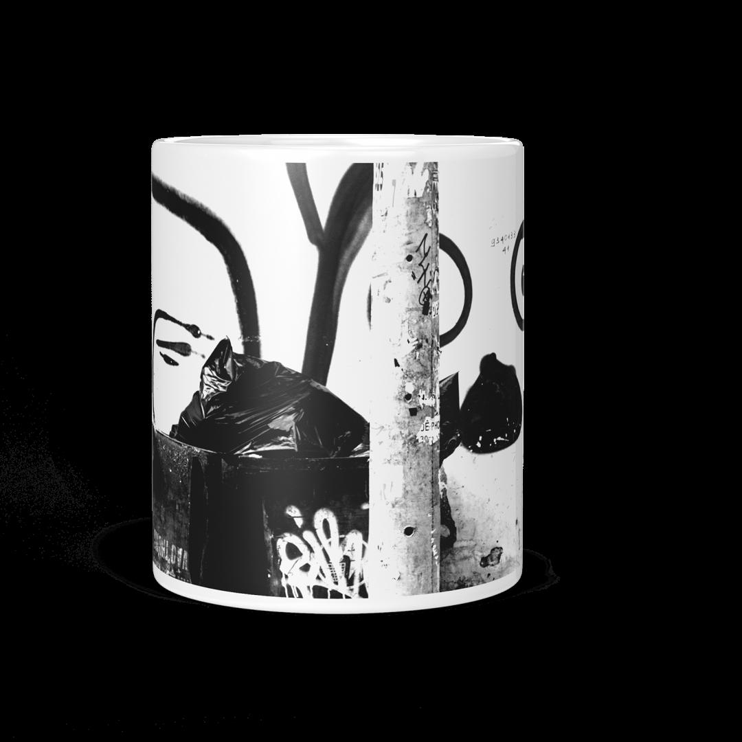 Lê Thị Riêng Urban Art Coffee Mug 11oz
