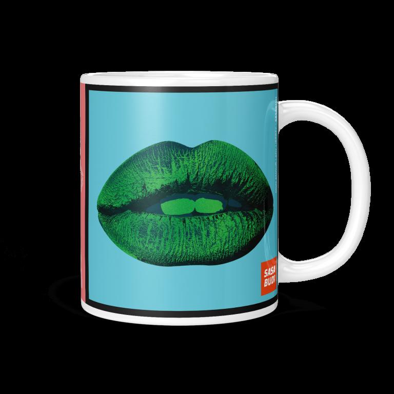 Mon Amour Lady Liberty Coffee Mug