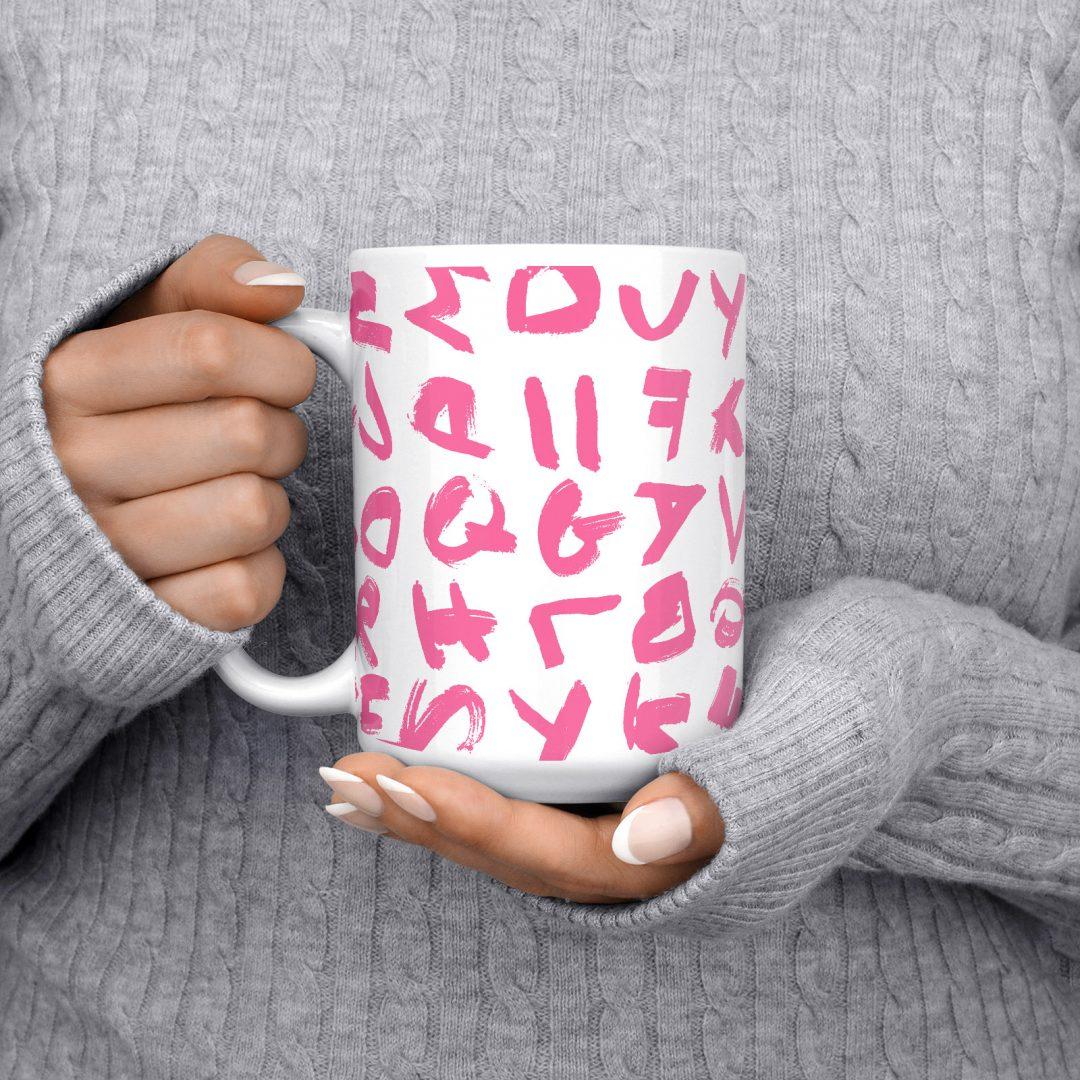 Morning Chaos Coffee Mug 15oz - Charm