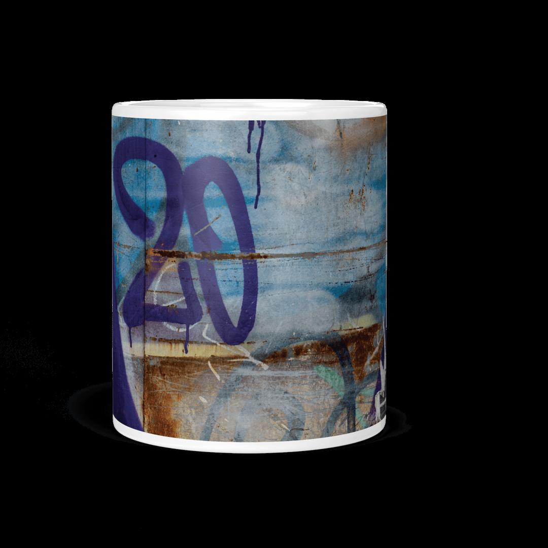Ratchadamnoen Urban Art Coffee Mug 11oz