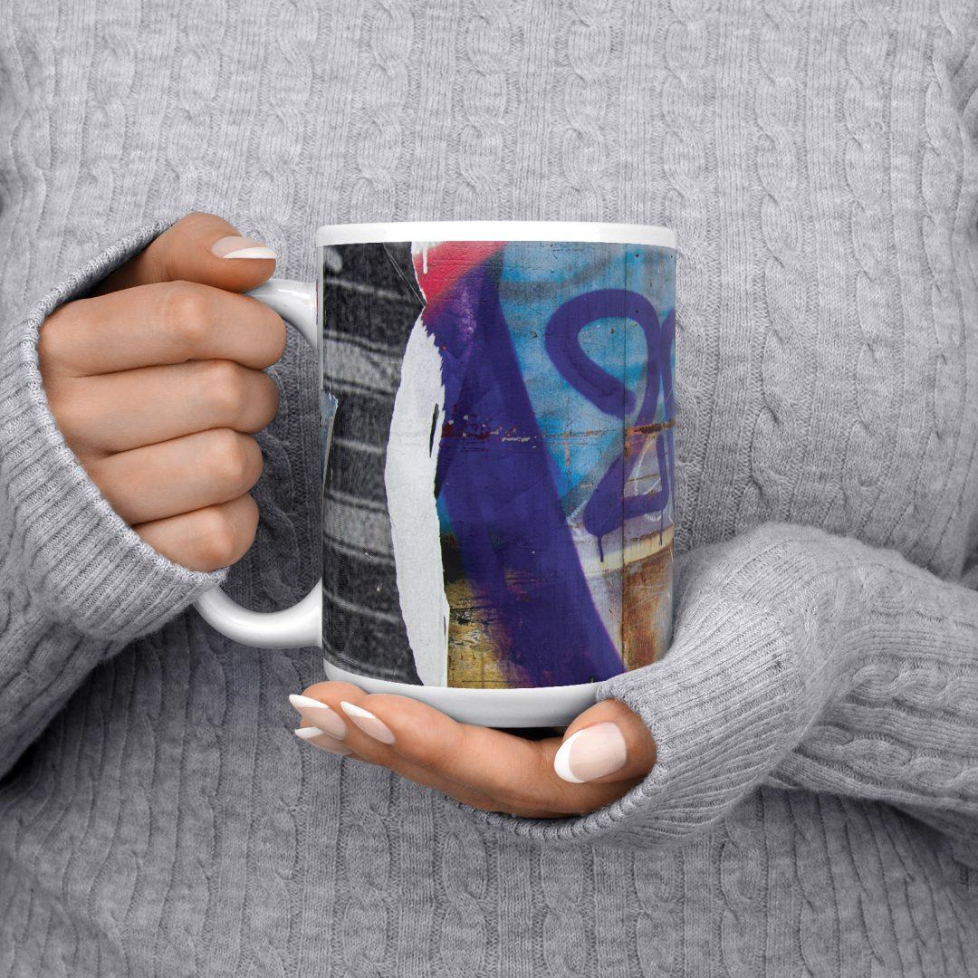 Ratchadamnoen Urban Art Coffee Mug 15oz