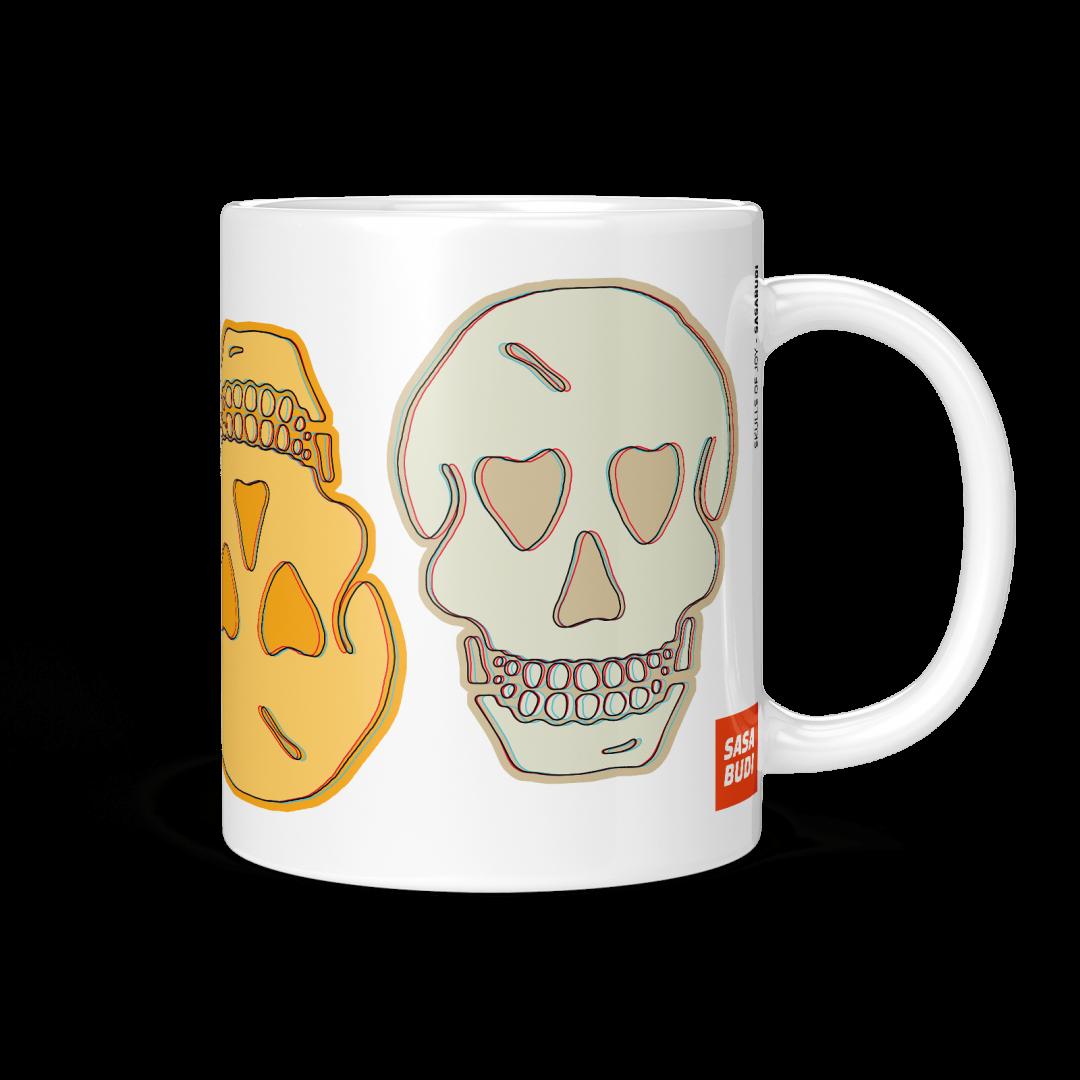 Skulls of Joy Coffee Mug 11oz