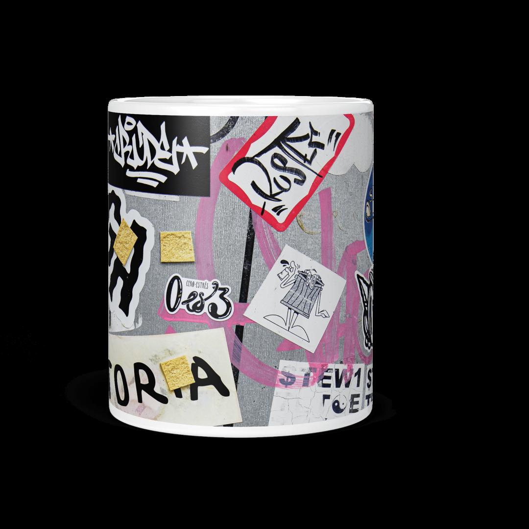 All Women To The Front No1 Urban Art Coffee Mug 11oz