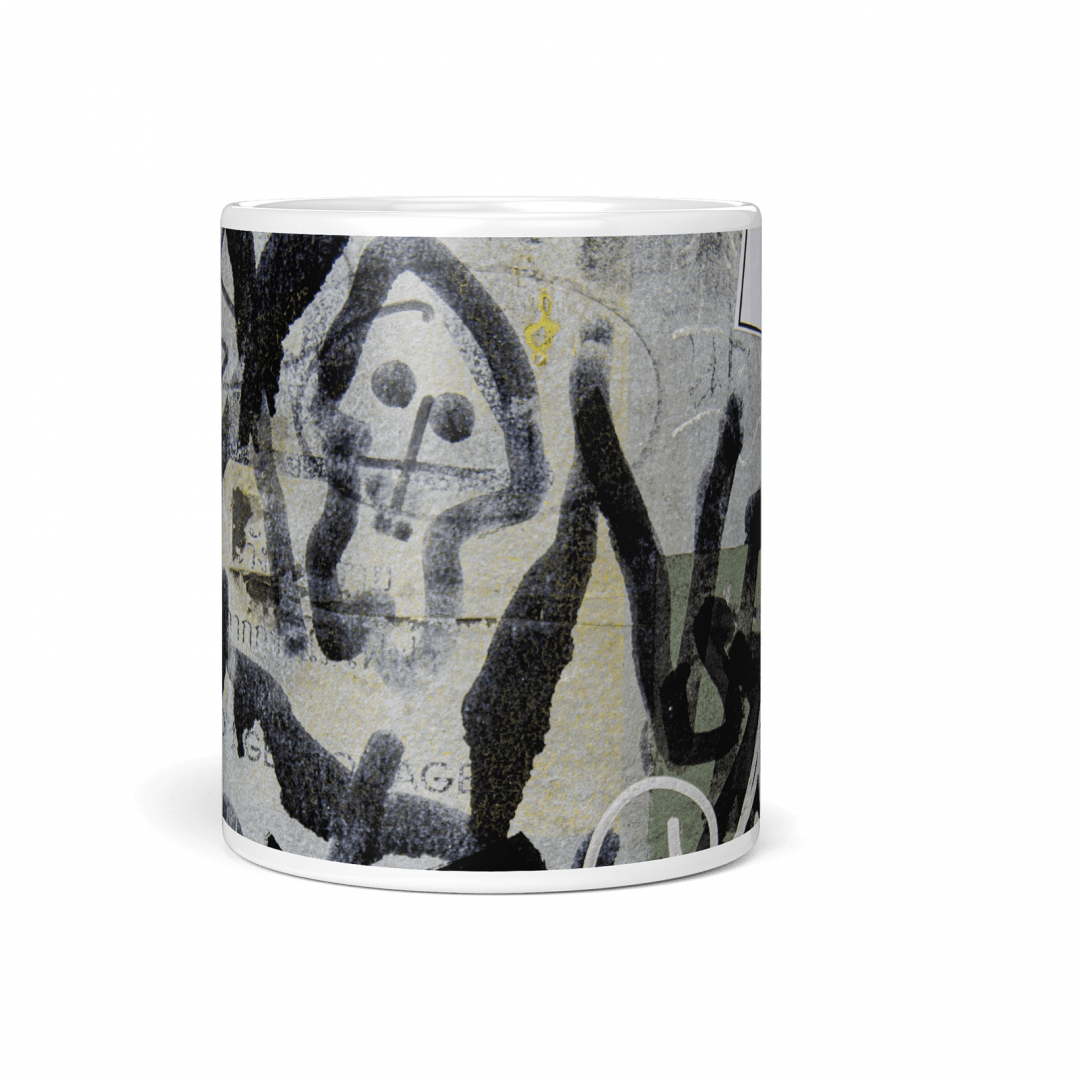 Antik No1 Urban Art Coffee Mug 11oz