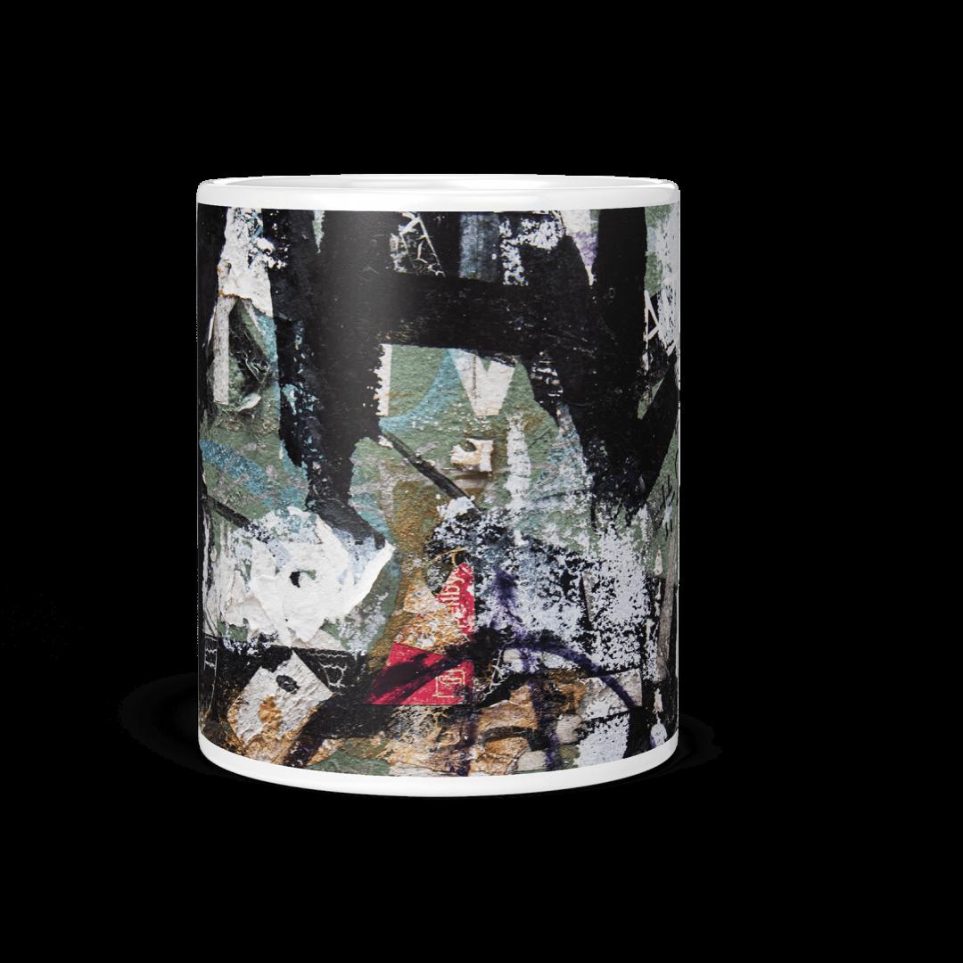 Antik No2 Urban Art Coffee Mug 11oz
