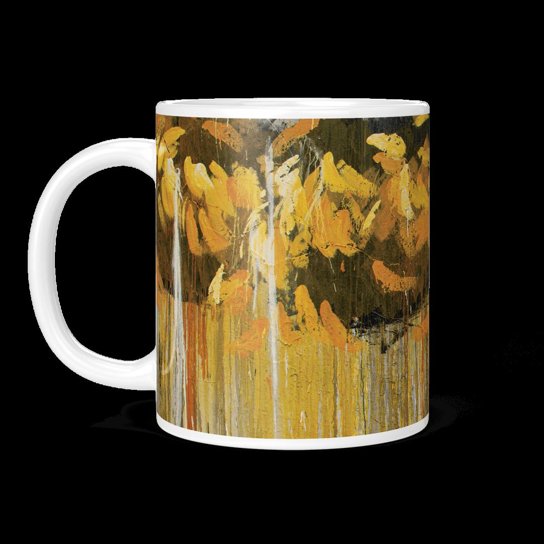Chaloemla Garden No3 Urban Art Coffee Mug 11oz