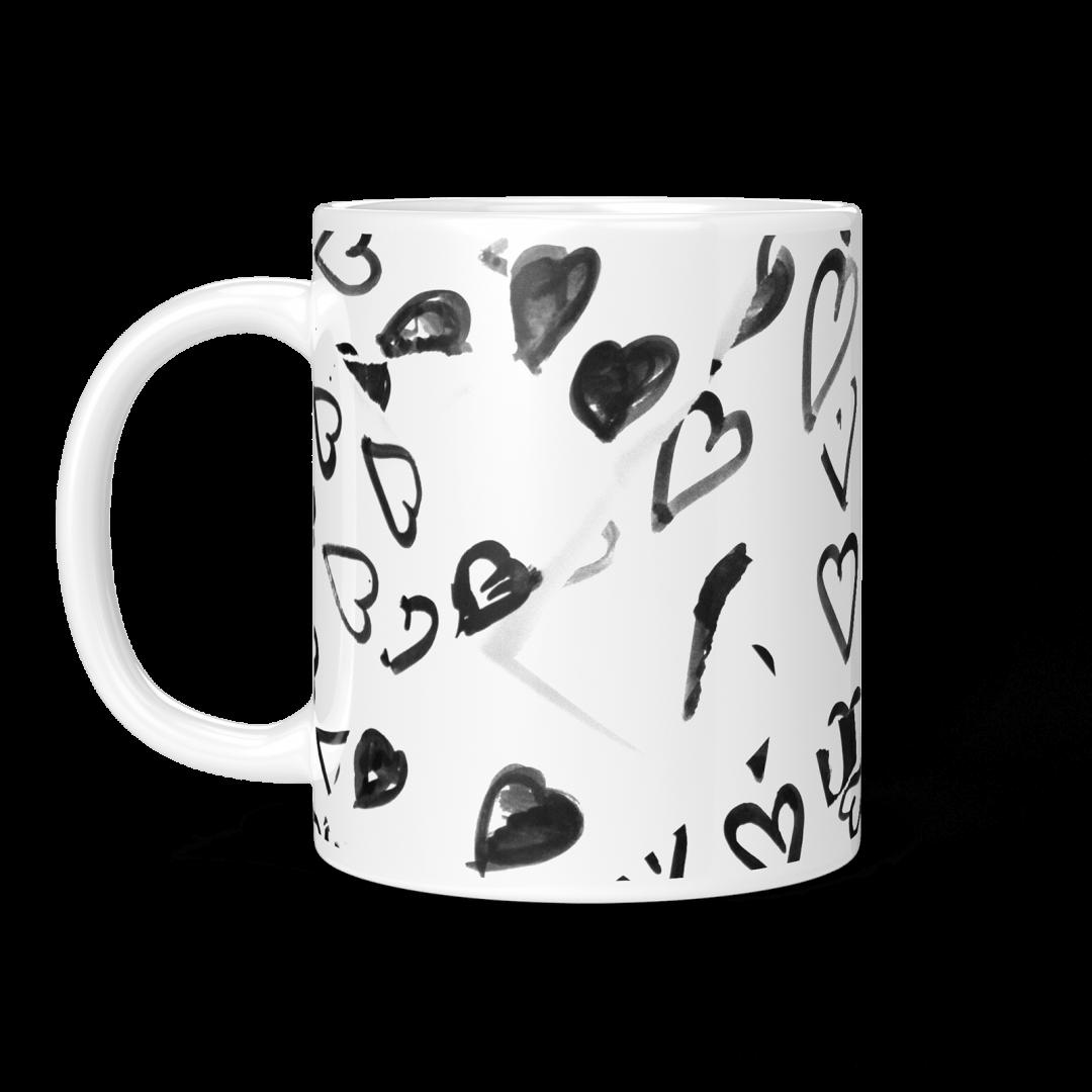 Gorgeous Chaos No1 Coffee Mug 11oz