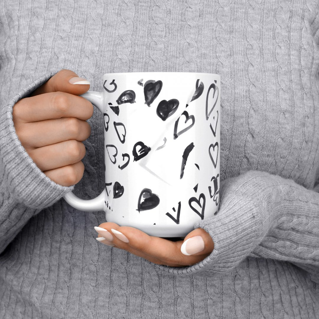 Gorgeous Chaos No1 Coffee Mug 15oz