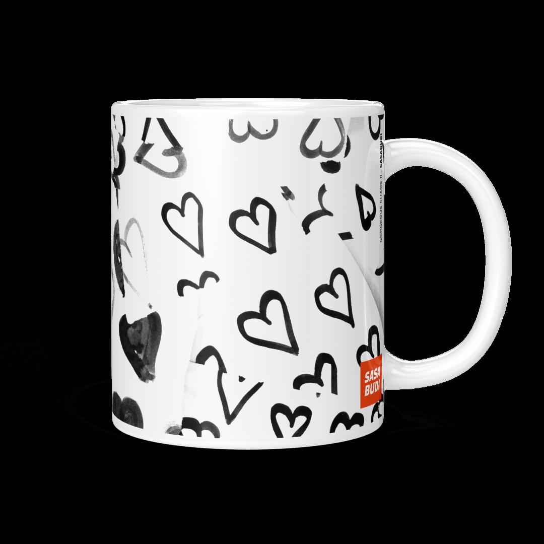 Gorgeous Chaos No2 Coffee Mug 11oz
