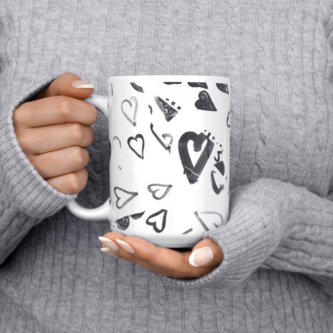 Gorgeous Chaos No2 Coffee Mug 15oz