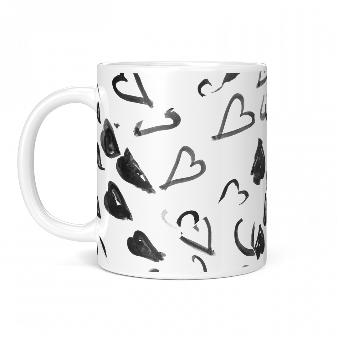 Gorgeous Chaos No3 Coffee Mug 11oz