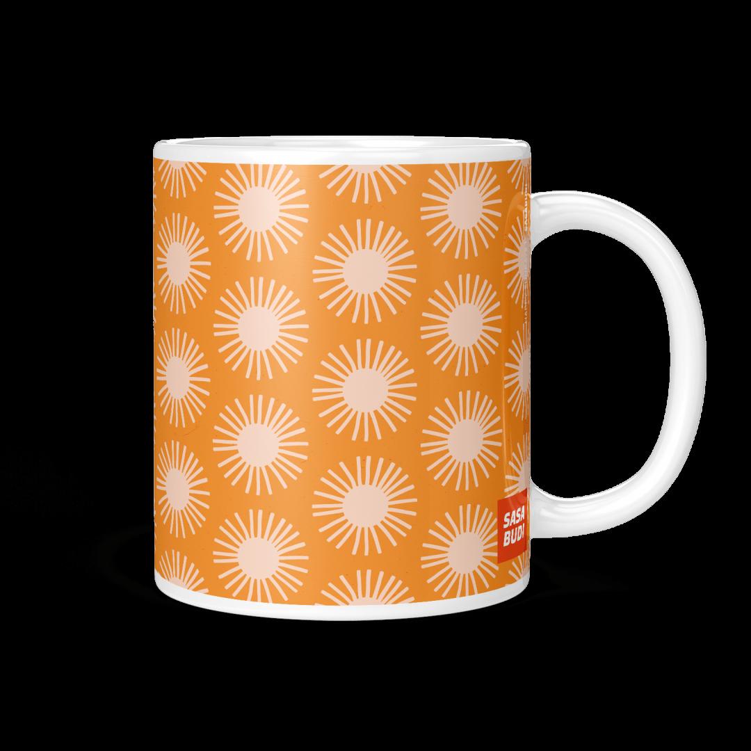 Happy Sunrays No1 Coffee Mug 11oz