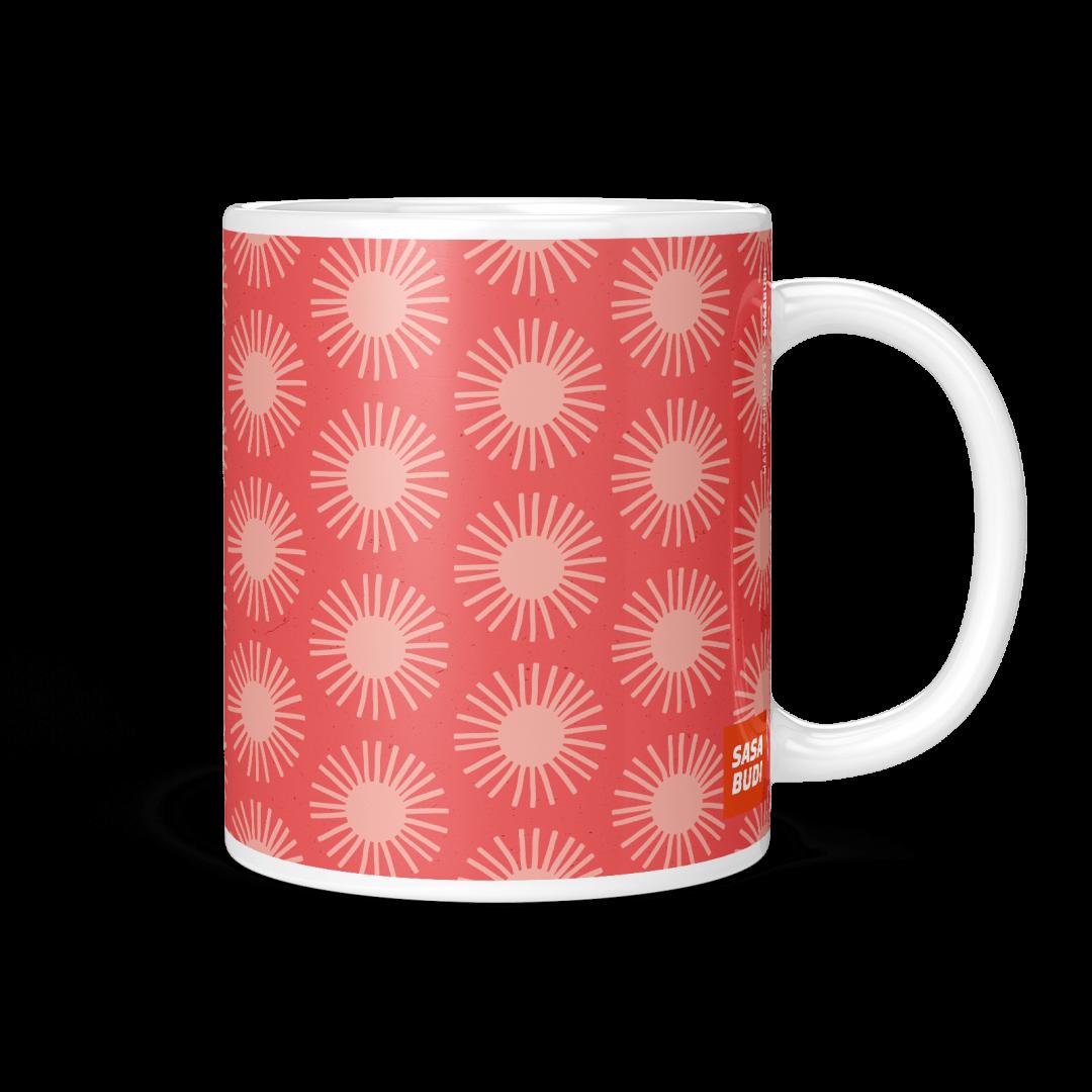 Happy Sunrays No2 Coffee Mug 11oz