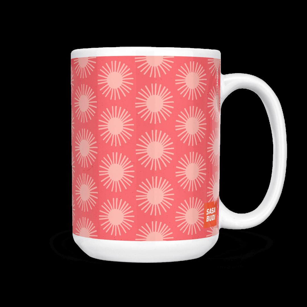 Happy Sunrays No2 Coffee Mug 15oz