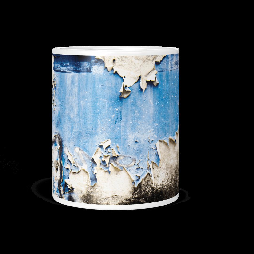 Mangkon Road No2 Urban Art Coffee Mug 11oz