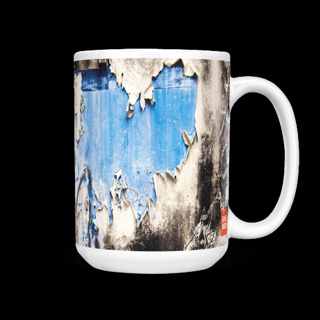 Mangkon Road No2 Urban Art Coffee Mug 15oz