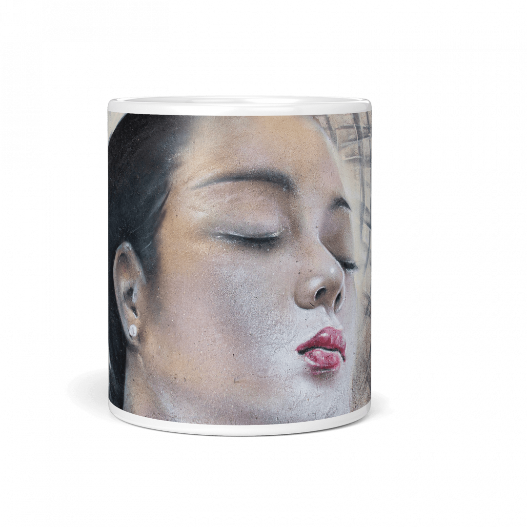 Nguyen Trai No1 Urban Art Coffee Mug 11oz