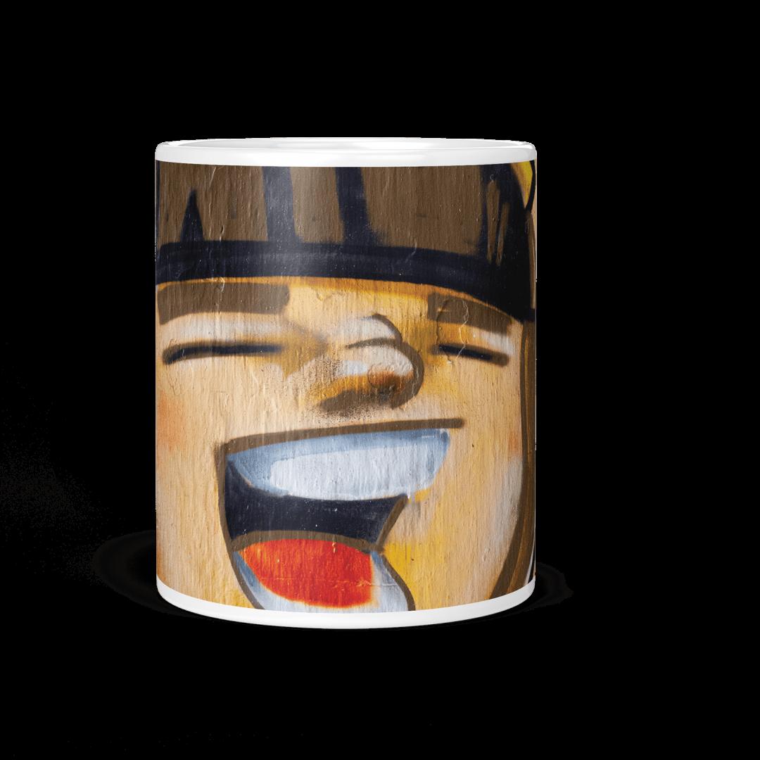 Nguyen Trai No2 Urban Art Coffee Mug 11oz