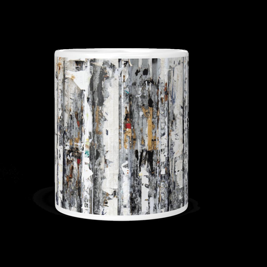 Ratchathewi No1 Urban Art Coffee Mug 11oz