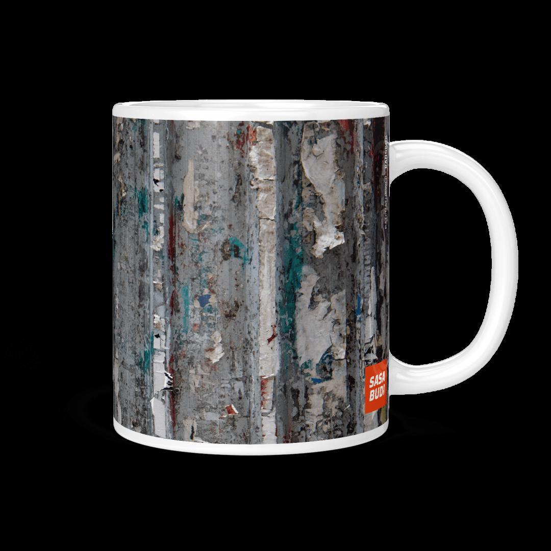 Ratchathewi No2 Urban Art Coffee Mug 11oz