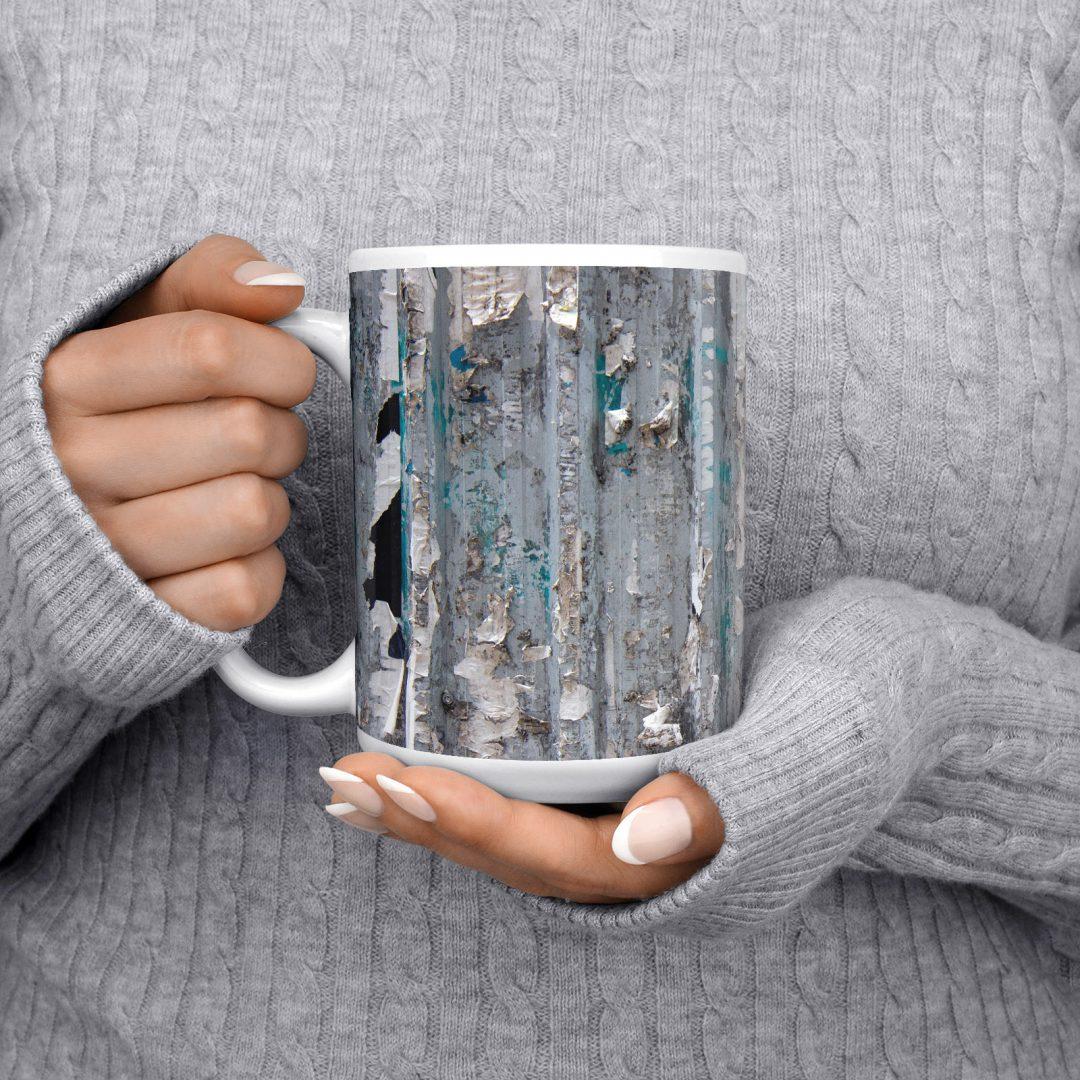 Ratchathewi No2 Urban Art Coffee Mug 15oz