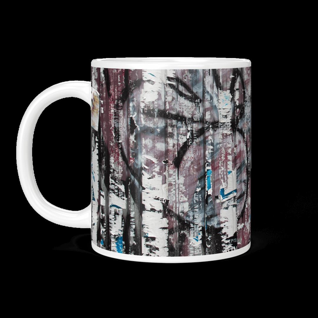 Ratchathewi No3 Urban Art Coffee Mug 11oz