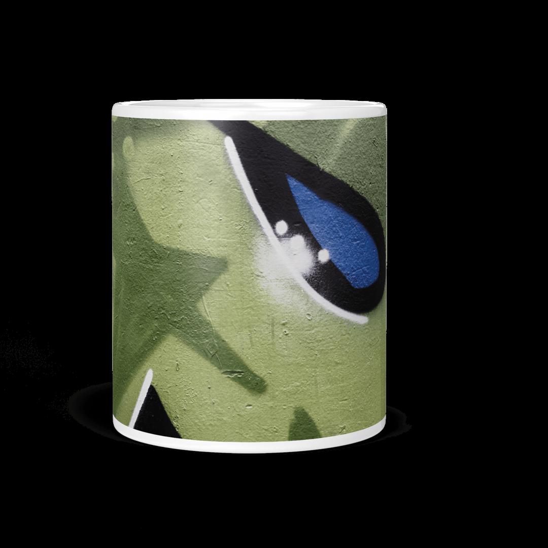 Samsen Road No3 Urban Art Coffee Mug 11oz