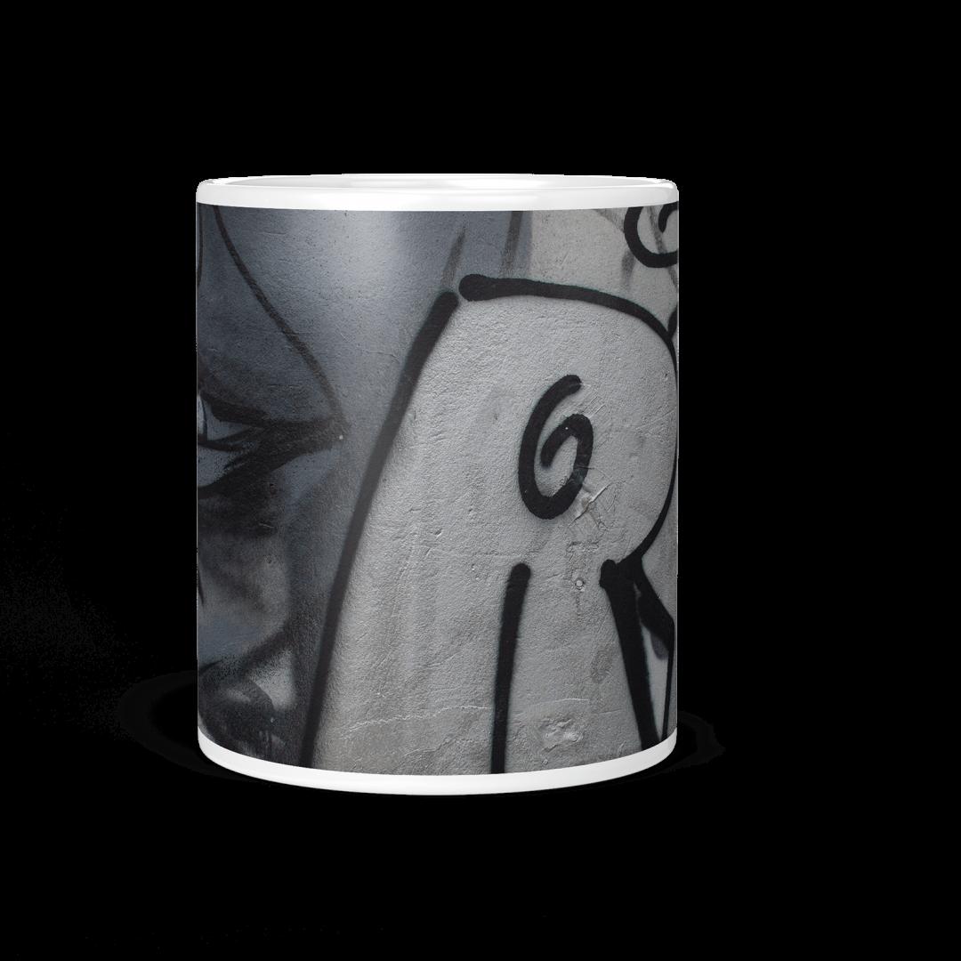 Siam Ban Alley No1 Urban Art Coffee Mug 11oz