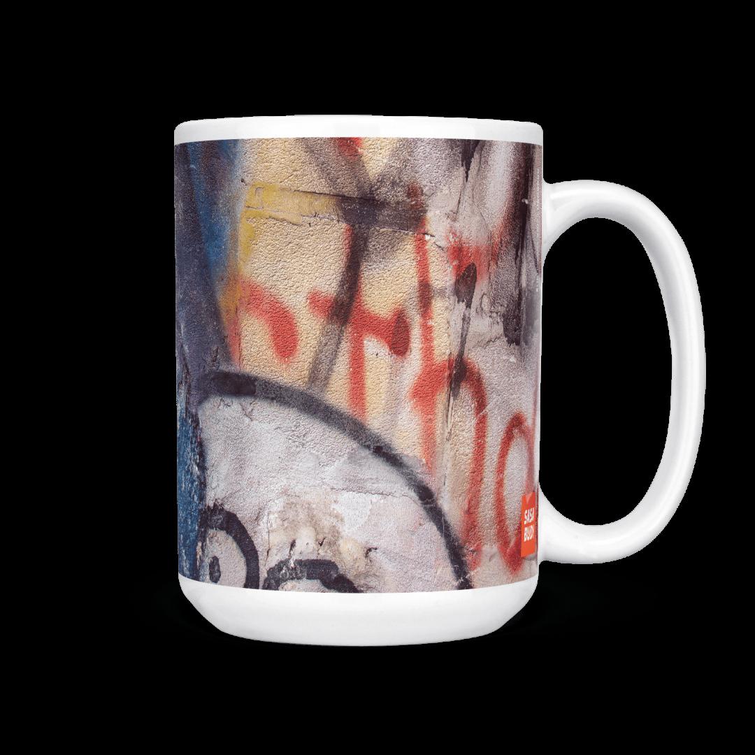 Sukhumvit Soi No1 Coffee Mug 15oz
