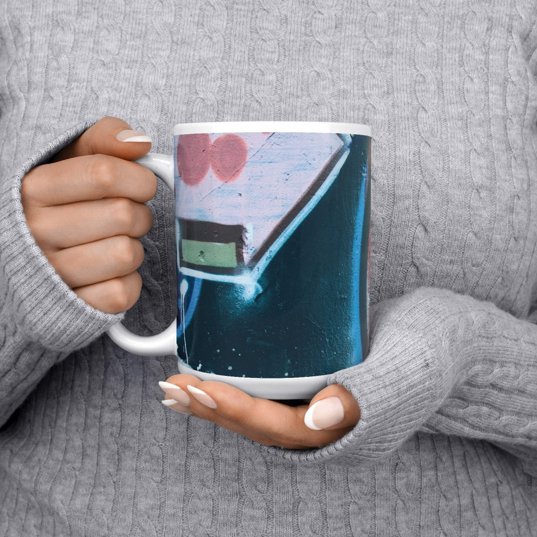 Sukhumvit Soi No2 Coffee Mug 15oz