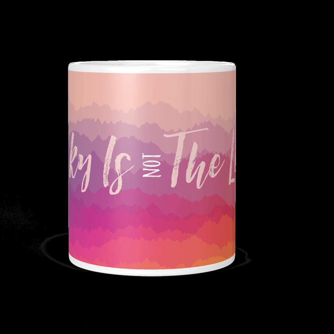 The Sky Is Not The Limit No2 Coffee Mug 11oz