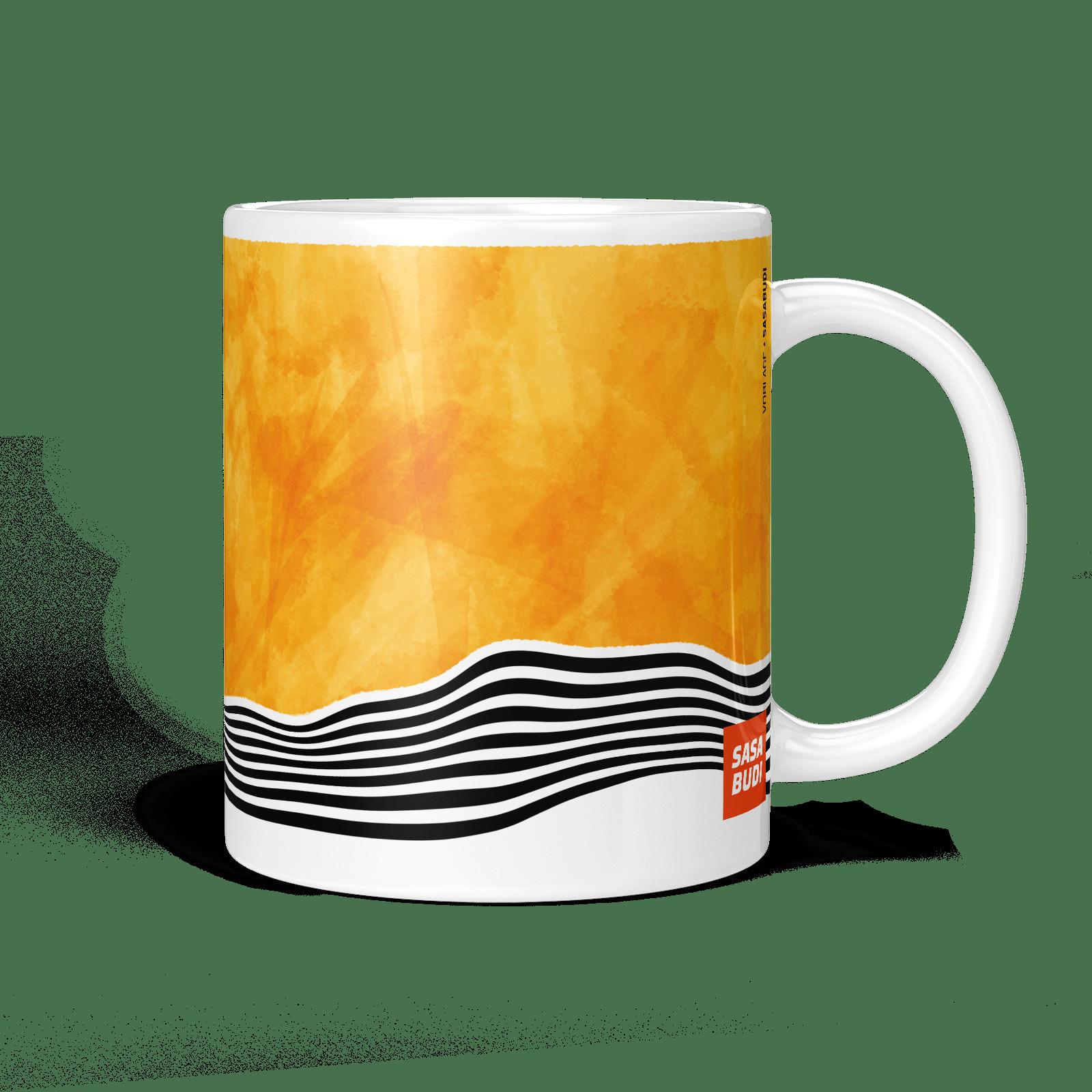 Coffee Mug Sizing Template 11oz