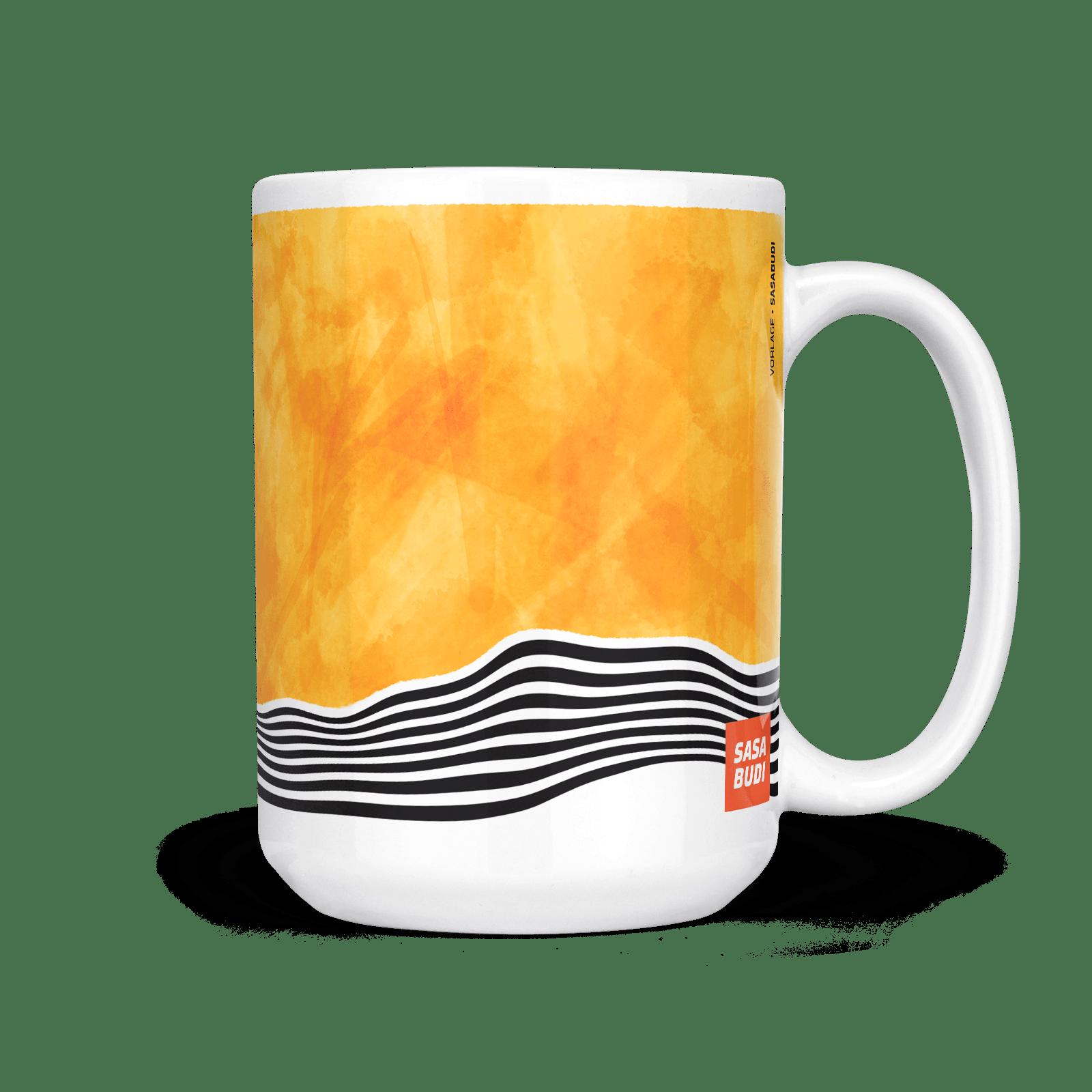 Coffee Mug Sizing Template 15oz