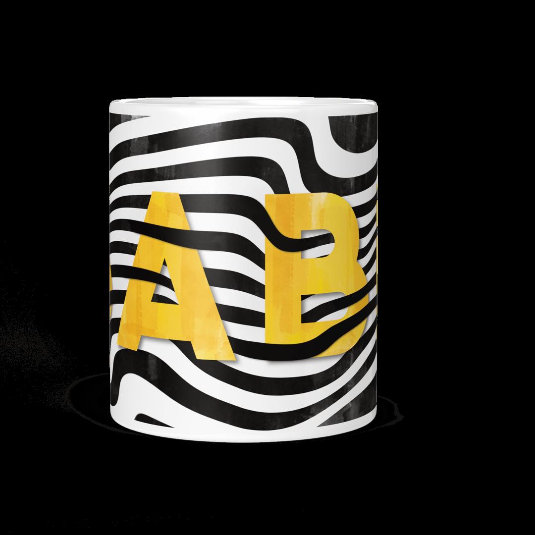 Sasabudi BABE Abstract Coffee Mug 11oz